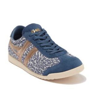 GOLA | 9 | Blue & Gold Bullet Liberty Sneakers
